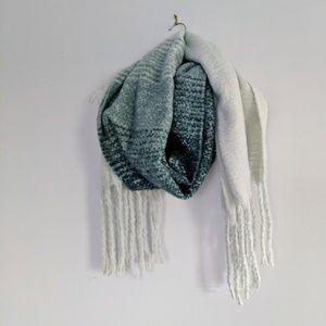 mersea Accessories - **SALE** Mersea Teal Cozy Scarf